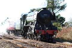 Flying Scotsman (Lincs_Jamie) Tags: uk steam uksteam flying scotsman train trains heritage locomotive speed railway railways