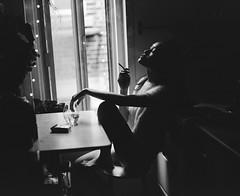 Julie (alfredoziano) Tags: portrait portraiture zianophoto boudoir femme model artisticportrait girlsonfilm mood feel emotion soul bnw bw bwfilm film filmisnotdead beautiful beauty believeinfilm mediumformat pentax67 pentax67ii kodak kodakfilm kodaktrix kodak400tx 400tx analog analogue argentique intimate headshot sexy sensual sensuality trix filmphotography asian smoke smoking cigarette