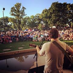 Gordie Crowd - Photo by Ed Woodsworth