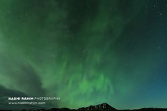 Northern lights over Iceland 19.11.18 (Naomi Rahim (thanks for 4.5 million visits)) Tags: iceland europe europa scandinavia nikon nikond7200 night astrophotography longexposure landscape nature mývatn stars mountain aurora northernlights auroraborealis green cloud 1116mm