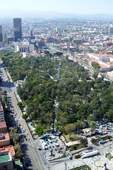 ALMEDA CENTRAL (matlechat) Tags: tour edifice tower americalatina travel gardens almeda place mexique capitale instatravel igvoyages travelphoto etalorsonvaou