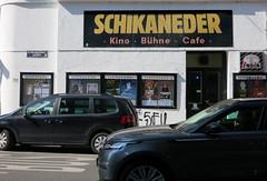 Schikaneder (Don Claudio, Vienna) Tags: schikaneder wien vienna margaretenstrasse kino bühne cafè bar