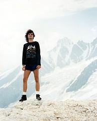 Scan53_Großglockner (SmoKingTiger1551) Tags: austria grosglockner ice snow rocks mountains alps hochtauern hitchhiking analog sodom