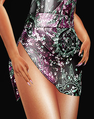 LuceMia - SlackGirl (2018 SAFAS AWARD WINNER - Favorite Blogger -) Tags: on9event slackgirl nails claeybentomesh bento mesh event sl secondlife fashion creations blog beauty hud colors models lucemia