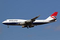 B747 400 (G-CIVB) British Airways (Retrojet) (boeing-boy) Tags: mikeling boeingboy gcivb britishairways 747 b747 heathrow