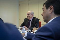 Rui Rio recebeu a Associação dos Profissionais da Inspecção Tributária