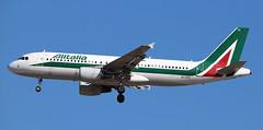 Alitalia / Airbus A320-216 / EI-DTE (vic_206) Tags: alitalia airbusa320216 eidte bcn lebl