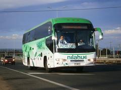 Nilahue: YoungMan (By Neoplan) Starliner JNP6126L (FYBW51). (Alexongis) Tags: youngman young man nilahue starliner bus buses rodoviario neoplan coachbus coach