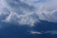 3D clouds (K M V) Tags: ljus luce valo lumière licht light clouds rigi wolken pilviä nuages nuvole moln 3d