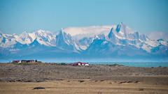 Patagonic view (Picardo2009) Tags: argentina montefitzroy calafate patagonia mountains mountainrange lake lagoviedma outdoors travel picoftheday landscape rural viedma andes