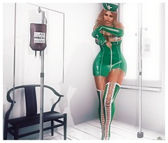 ╰☆╮Darling, do you wanna play hot nurse and patient ? :p╰☆╮ (яσχααηє♛MISS V♛ FRANCE 2018) Tags: saltpepper foxcity {lyrium} blog blogger blogging bloggers bento beauty bodymesh virtual woman secondlife sl styling slfashionblogger shopping style sexy designers fashion flickr france firestorm fashiontrend fashionable fashionindustry fashionista fashionstyle female girl glamour glamourous gachas lesclairsdelunedesecondlife lesclairsdelunederoxaane models mesh modeling maitreya poses photographer posemaker photography topmodel roxaanefyanucci event events theepiphany avatar avatars artistic art