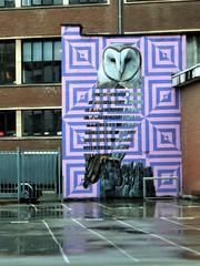 Cee Pil & K.Shit / Antwerpen - 2 feb 2019 (Ferdinand 'Ferre' Feys) Tags: antwerpen anvers antwerp belgium belgique belgië streetart artdelarue graffitiart graffiti graff urbanart urbanarte arteurbano ferdinandfeys kshit kreashit ceepil