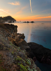 Art washes away from the soul the dust of everyday life… (ferpectshotz) Tags: pointlobos statenaturalreserve california bigsur sunset thepit cove whaler'scover granitepointtrail hike settingsun trail carmel roadtrip coalchutepoint coast pacificcoastroad