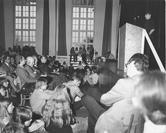 Schulbesetzung_Reher_40 (Klosterschule) Tags: klosterschule hamburg schulbesetzung besetzung schwarzweis blackandwhite history geschichte schulgeschichte historisch school schule 1981 80er 80s