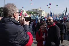 _IMG0397b (i'gore) Tags: roma cgil cisl uil futuroallavoro sindacato lavoro pace giustizia immigrazione solidarietà diritti