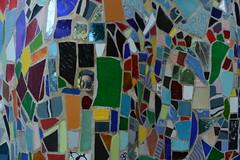 Find the intruder (unciclamino) Tags: tarocchi colors mosaic glass mirror mirrors