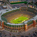 Lambeau Stadium on Game Day_126
