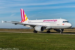Germanwings D-AKNF (U. Heinze) Tags: aircraft airlines airways airplane planespotting plane flugzeug haj hannoverlangenhagenairporthaj eddv nikon d610 nikon28300mm