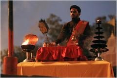 India Travel Photography: Aarti Ceremony, Nada Sadhus & burning Ghats at Varanasi 2019 Benares.005 by Hans Hendriksen (Travel Photography - Reisfotografie) Tags: india travel photography uttar pradesh north noord crowd reisfotografie reisfoto varanasi cremation ghat ghats benares banāras kashi kasi 2019 bad baden bath snan bathing people planet naked naakt naga sadhu saddhu baba nackt hindu hindus hindoe hindoes ganga gangus ganges river rivier march holy heilig sacred ceremony ceremonie religion religie nude dahues babas pelgrims pilgrimage pilgrims bedevaart menigte hindúes sagrado río aarti fire vuurceremonie burning manikarni manikarnika dead reincarnation reincarnatie afterlife