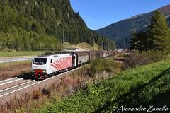 EU43 004, Brennero/Brenner (I) (Alexandre Zanello) Tags: eu43 rtc rail traction company lokomotion brennero brenner brennerbahn ferrovia tirol altoadige italia italie italien italy