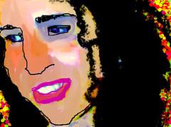 Gica Ramires (chartan) Tags: paintx portrait jkpp