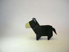 Horse - Mica (Rui.Roda) Tags: origami papiroflexia papierfalten cheval cavalo caballo horse mica