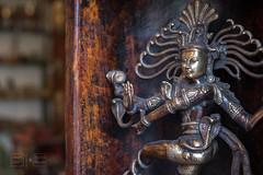 Shiva Lord of Dance (shapeshift) Tags: 50mm d5600 in bokeh davidpham davidphamsf documentary india lordofdance nikon rajasthan sculpture shapeshiftnet shiva southasia store travel jodhpur bronze