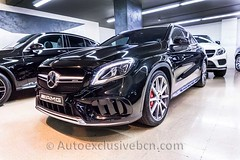 Mercedes GLA 45 AMG | Negro Obsidiana | 2018 | Auto Exclusive BCN