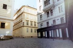 Negative0-11-11(1) (simona_stoeva) Tags: film analog 35mm canon ae 1 vienna travel trip city street square empty