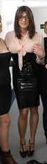IMG-20190407-WA0011 (2) (DorotheaPalila) Tags: transgender transvestit tgirl latex glasses secretary