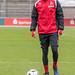 Lenoardo Bittencourt im Training
