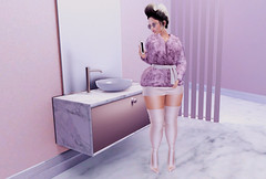 #1130 (AddisonLynnRose Resident) Tags: second life sl escalated truth or dare fair genus bento maitreya 7 deadly skins group gift tiffany designs