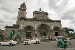 Manila Cathedral (takashi_matsumura) Tags: manila cathedral intramuros philippines ngc nikon d5300 architecture afp dx nikkor 1020mm f4556g vr