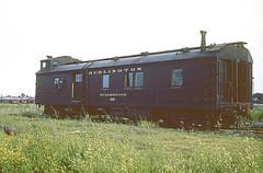 CB&Q Dynamometer 30 (Chuck Zeiler 48Q) Tags: cbq dynamometer 30 burlington railroad mow train eola alchione chz