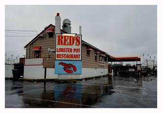 Red Lobster Pot