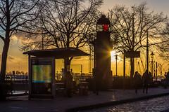Leuchtturm am Museumshafen Övelgönne (Hamburg PORTography) Tags: leuchtturm lighthouse museumshafen museumport övelgönne oevelgoenne silhouette backlight gegenlicht seehafen seaport elberiver harbor maritim maritime 2019 hoonose68 sgrossien grossien elbe hamburg germany deutschland againstautotagging