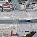 Gibraltar - Plane versus cars