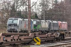 04_2019_02_09_Wanne_Eickel_Üwf_6193_825_Rpool_6193_831_ES_64_U2_-_012_6182_012_DISPO_ELOC_6193_555_ATLU (ruhrpott.sprinter) Tags: ruhrpott sprinter deutschland germany allmangne nrw ruhrgebiet gelsenkirchen lokomotive locomotives eisenbahn railroad rail zug train reisezug passenger güter cargo freight fret herne wanne eickel wanneeickel eloc atlu db dispo nrail rpool whe 27 1275 6182 6193 es64u2 ell netz instandhaltung mrce dispolok stellwerk üwf outdoor logo natur