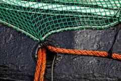 Tight Fishnet (Dave Hilditch Photography) Tags: essex maldon riverchelmer blackwaterestuary boats nets fishing ropes
