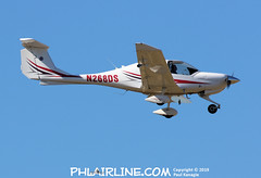 N268DS (PHLAIRLINE.COM) Tags: philadelphiainternationalairport kphl phl bizjet spotting spotter airline generalaviation planes flight airlines philly klom lom