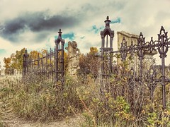 Cemetery outside of Central City, Colorado (dndj2014) Tags: co cemetery colorado coloradocemetery abandoned