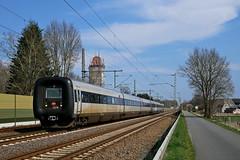 P1790455 (Lumixfan68) Tags: eisenbahn züge triebwagen baureihe mf dsb dänische staatsbahn ic3 gumminase intercity