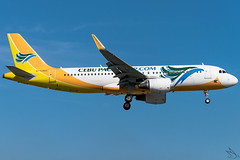 Cebu Pacific Air - Airbus A320-214 / RP-C4102 @ Manila (Miguel Cenon) Tags: cebupacific cebupac cebpac ceba320 rpll planespotting ppsg philippines plane 5j airplanespotting airplane apegroup appgroup airport airbus airbusa320 a320 manila nikon naia d3300 narrowbody wings wing window flying fly winglet twinengine aircraft aviation sky tree cockpit building rpc4102