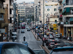 Athens (Al Fed) Tags: 20181111 athen athens greece street traffic cars