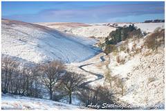 Cornham Break,Exmoor (www.andystuthridgenatureimages.co.uk) Tags: exmoor valley river barle cornham break national park canon5dmk1v landlife photography winter ice moor moorland view scene beautiful