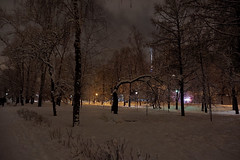 Останкинская телебашня. (SVOknaVDNH) Tags: звездныйбульвар москва останкино вечер ночь снег зима деревья останкинскаятелебашня zvezdniyboulevard moscow ostankino evening night snow winter trees ostankinotvtower russbeauty rusplaces russiafotolovers worldbestnature russiapics rtgtv photorussia lovesunitedrussia postrane natureofrussiaru showmerussia lovesrussia фотодляроссии natgeoru walkonrussia russiaig beautifulrussia russiaglobal igworldclub wonderfulplaces fujifilm fujifilmxa5 fujinon