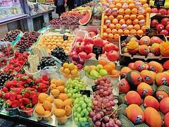 La Boqueria Barcelona (browniesontour) Tags: barcelona spain spanien fruits früchte travel traveling traveltheworld market boqueria