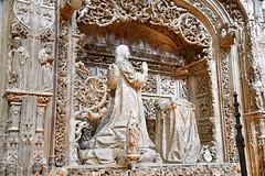 DSC_1835 (JAVIER_GALLEGO) Tags: burgos cartujademiraflores miraflores cartuja cartujos gótico infantealfonso infante principe trastamara tumba sepulcro real alabastro alabaster gildesiloe siloé