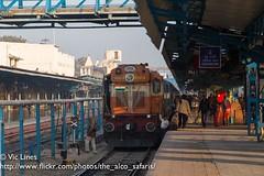 190114_03 (The Alco Safaris) Tags: alco dlw wdm3a dl560 rsd29 indian railways broad gauge passenger train ers ernakulam 14080r 16881r 16337 okha