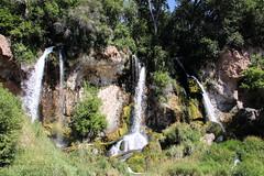 Waterfall - Rifle Falls, Colorado (BeerAndLoathing) Tags: 2018 usa roadtrip riflefalls 77d august trip waterfall canon summer pallisadetrip colorado canoneos77d sigma18300mmf3563